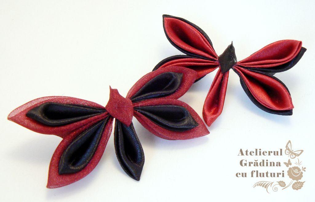 libelule roşu-negru logo