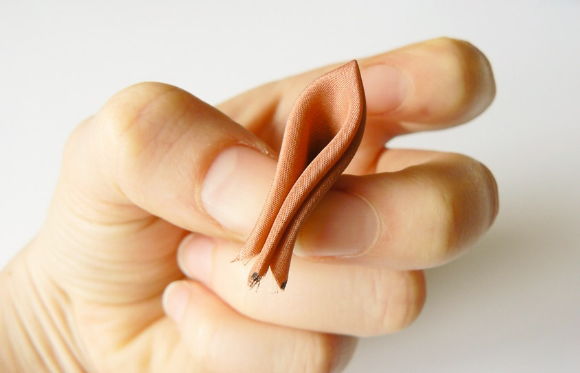 Tutorial petale kanzashi inguste - pasul-06