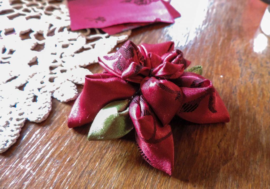 Atelier de flori de Crăciun la București – povestea