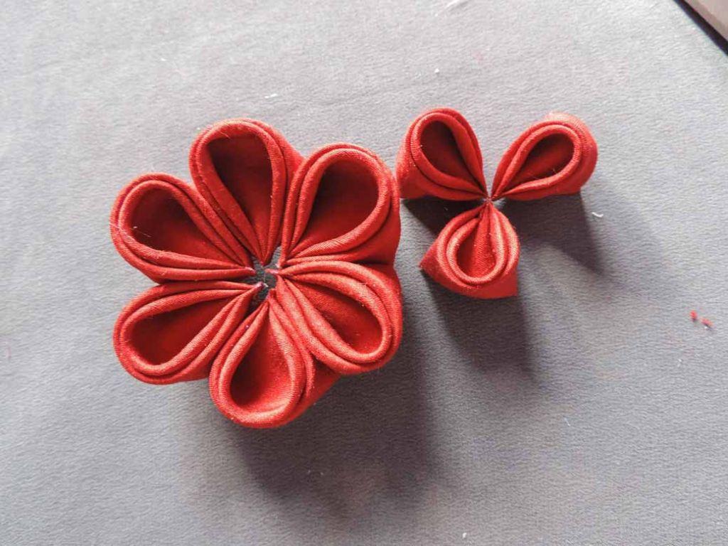 Tutorial bujori - flori kanzashi - pasul-10
