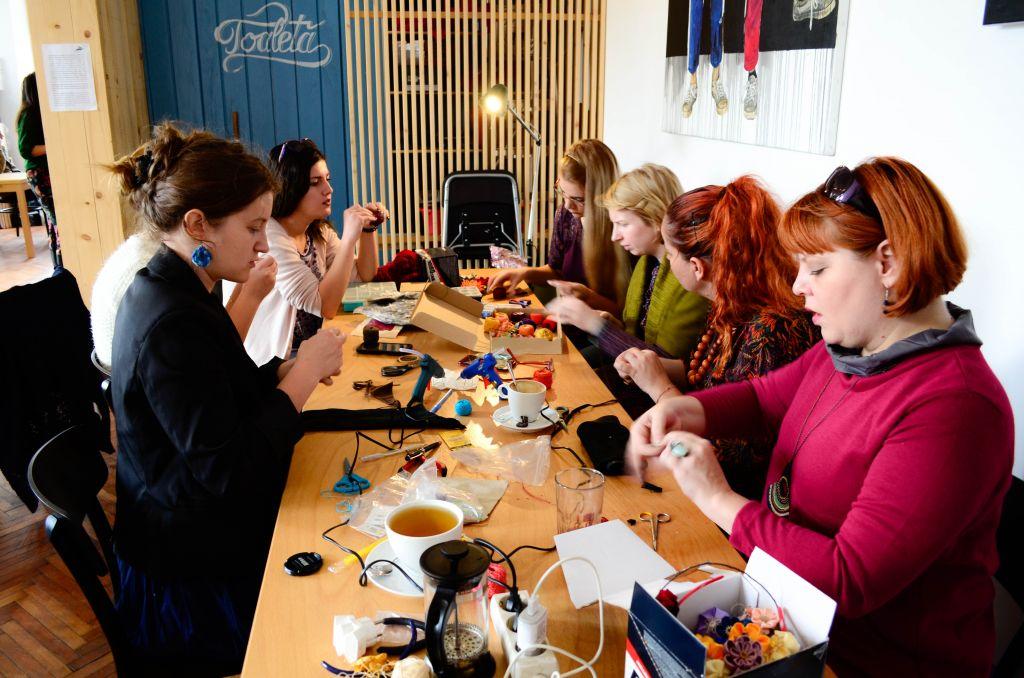Atelier dreamcatchere Timisoara-1