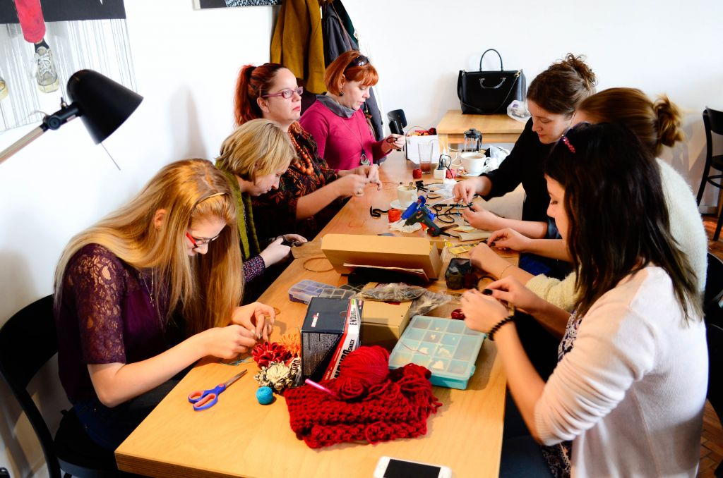 Atelier dreamcatchere Timisoara-2
