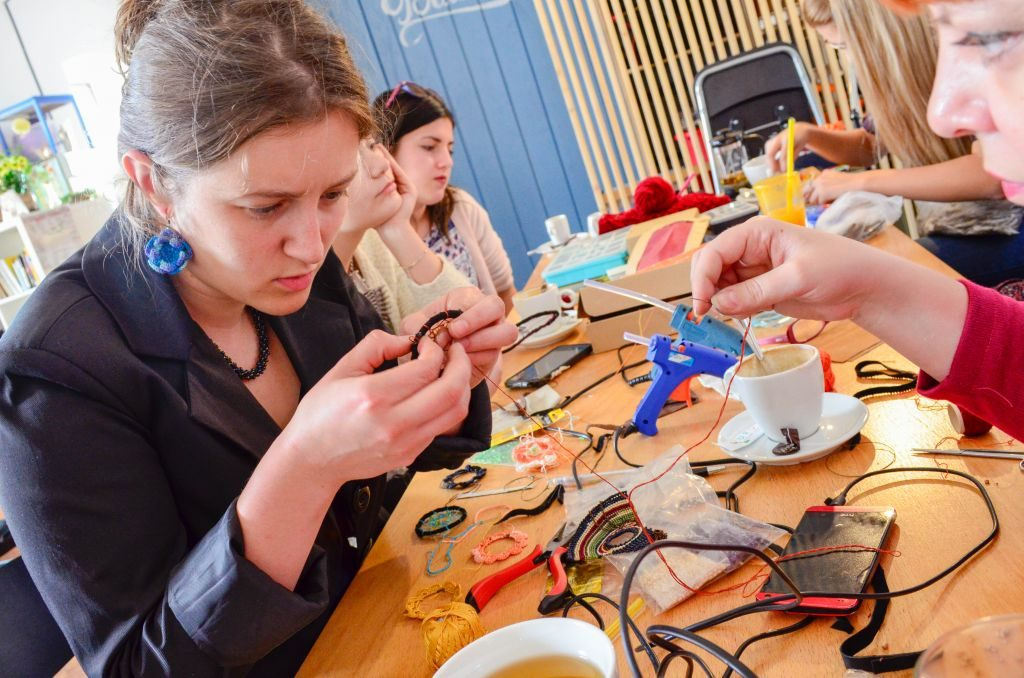 Atelier dreamcatchere Timisoara-3