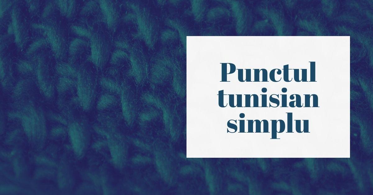 Cover punctul tunisian simplu
